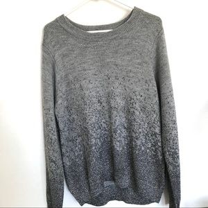 Women's H&M Silver Sweater Size L